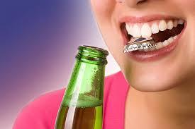 15 способов повредить зубы