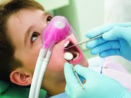 Закись азота в лечении зубов