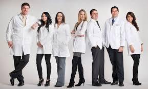 Типы команд в частной стоматологической клинике