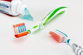 Зубная щётка покажет зубы