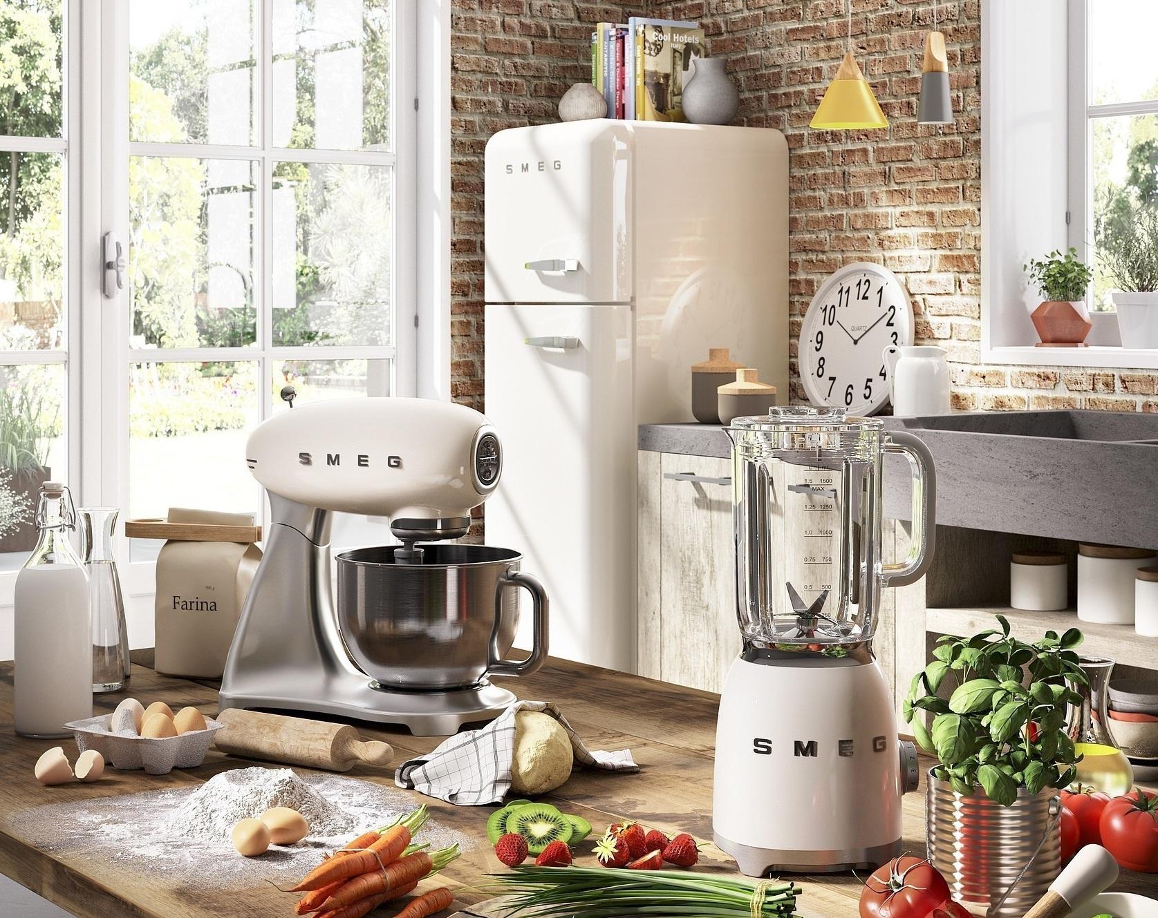 Кухонная бытовая техника: эконом, средний класс или люкс?