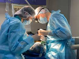 Анестезия без шприца
