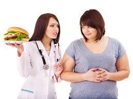 Лишний вес вредит здоровью зубов