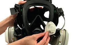 Представили новые маски для защиты стоматолога от частиц вируса