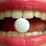 Аспирин опасен для зубов