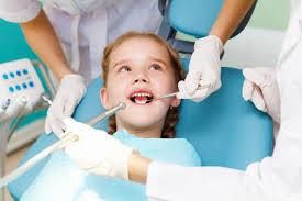 Санации полости рта у детей в раннем возрасте