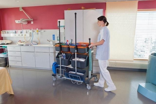 Как навести санитарный порядок в клинике