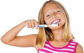 Нескучная чистка детских зубов