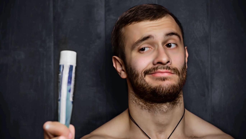 Зубная паста усиливает эрекцию?