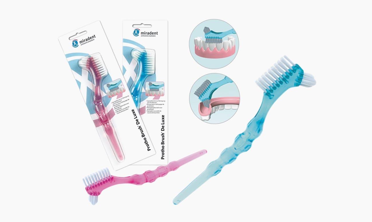 Правильный уход — залог долгой службы зубного протеза